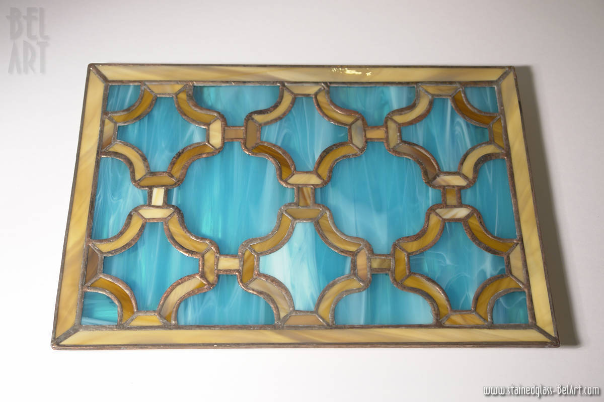 Decorative objects stained glass bel art for Decorative objects for home