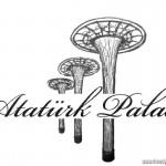 Ataturk Palace Logo
