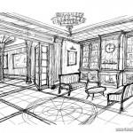 Ataturk Palace Sketch (2)